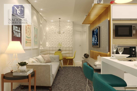 Apartamento Residencial À Venda, Vila Príncipe De Gales, Santo André. - Ap7587