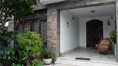Casa Residencial À Venda, Jardim Independência, São Vicente. - Ca0288