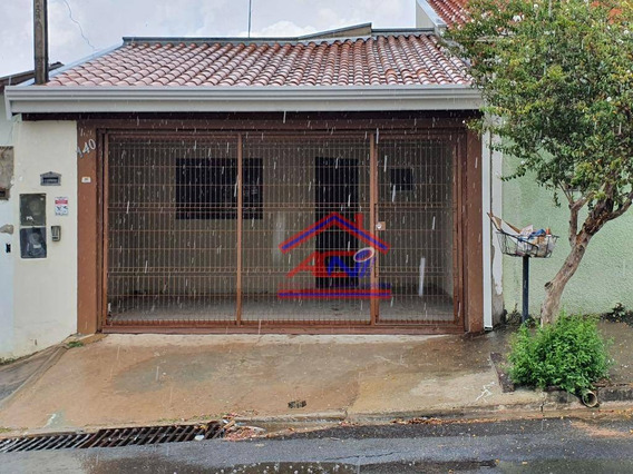 Casa Com 2 Dormitórios À Venda, 110 M² Por R$ 249.000 - Jardim Terras De Santo Antônio - Hortolândia/sp - Ca0147