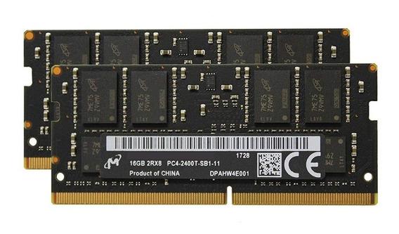 Memoria Ram Apple iMac Retina 5k O Pc   16gb 2x8gb