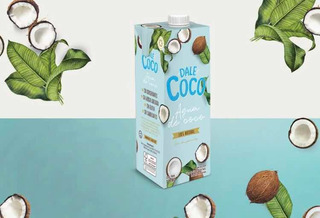 Agua De Coco 100% Natural Dale Coco 1 L