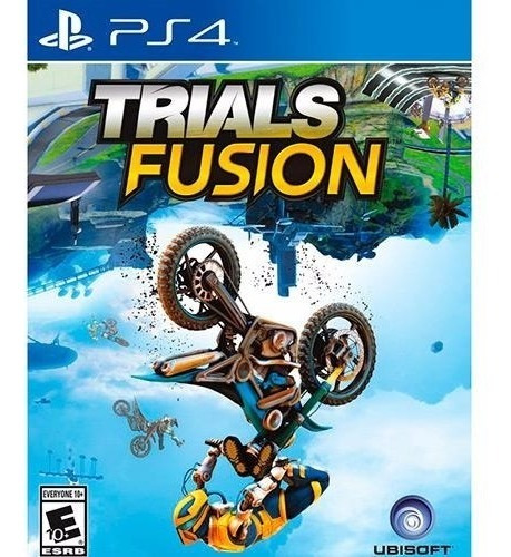 Trial Fusion Ps4 Original**1