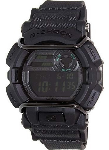 Reloj Militar G Shock Negro, Resina, Hombre