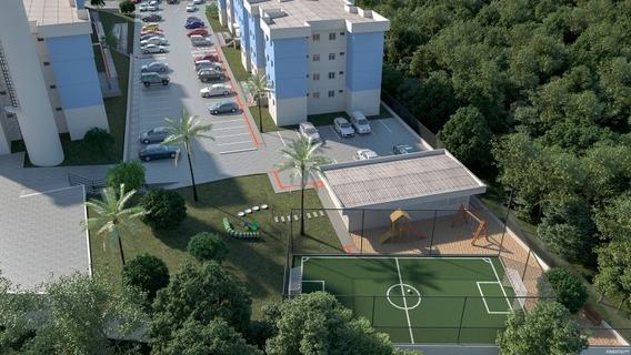 Apartamento No Bairro Água Verde Contendo 1 Dormitório E Demais Dependências. - 3575569v