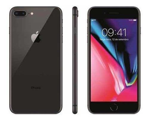 iPhone 8 64gb Nf,caixa E Acessorios, Excelente Seminovo