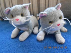 Pelucia:02 Gatinhas Botsie-coleção Fur Real Friends - Hasbro