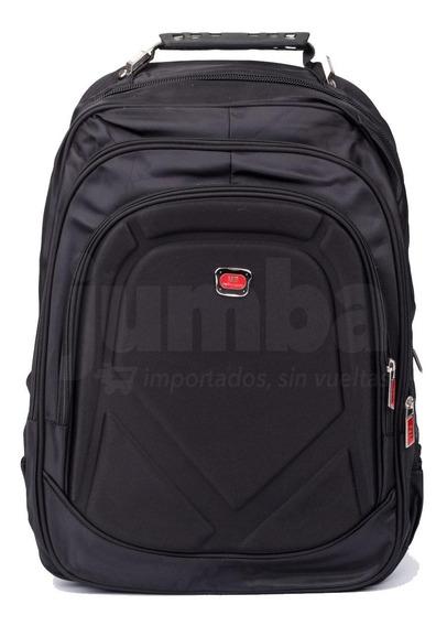 Mochila Urbana 35 Litros Porta Notebook Tablet Resistente