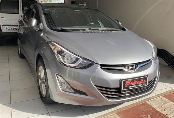 Hyundai Elantra 2.0 Gls 16v Flex 4p Automático 2014/2015