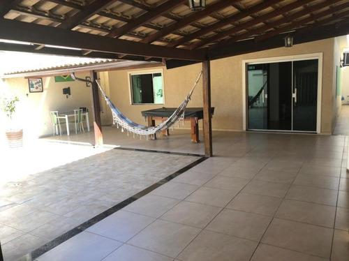 Imagem 1 de 16 de Casa Com 2 Dormitórios À Venda, 107 M² Por R$ 370.000,00 - Valverde - Nova Iguaçu/rj - Ca0323