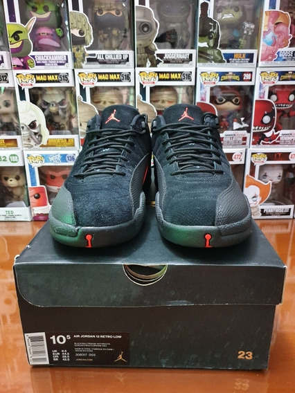 Tenis Air Jordan 12 Retro Low Nike Nuevos Y Originales