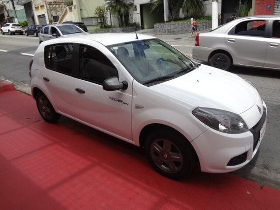 Renault Sandero 1.0 Tech Run 16v Flex 4p Manual 2014