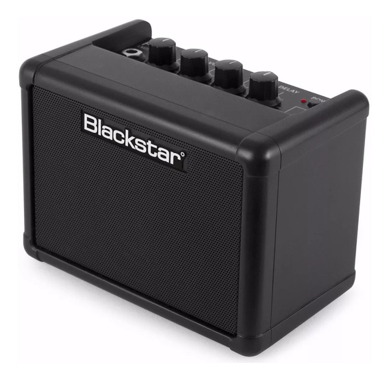 Amplificador P/ Guitarra Blackstar Fly 3 Mini Amp Cuotas