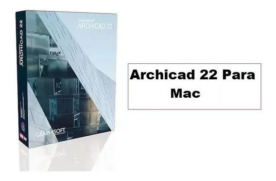 Archicad 22 Pc/mac