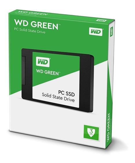 Ssd 1tb Western Digital Green Sata3 Note Pc Pc 7mm 545mbs Nf