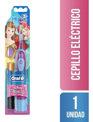 Cepillo De Dientes Electrico A Pilas Oral-b Disney Princess