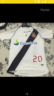 Camisa Vasco Penalty Preparada Pra Jogo Na Libertadores 2012