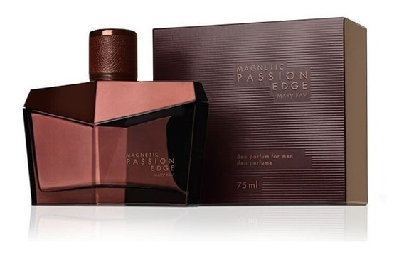 Perfume Magnetic Passion Edge Masculino Mary Kay 75ml