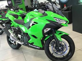 Kawasaki Ninja 400 48cv Embreagem Deslizante - 0km