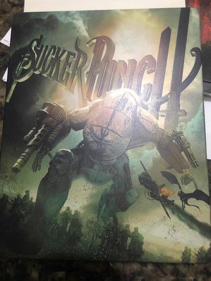 Sucker Punch - Steelbook