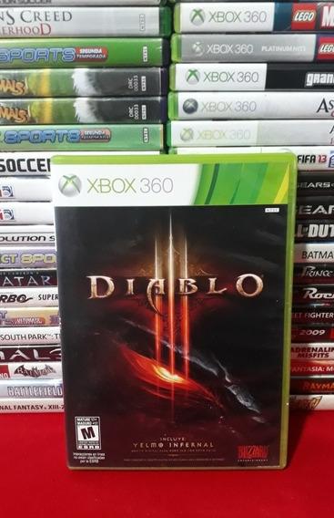 Diablo 3 Xbox 360 - Original Envio Rápido