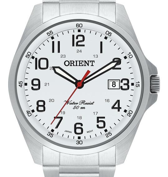 Relógio Orient Masculino Mbss1171 S2sx Original + Nota