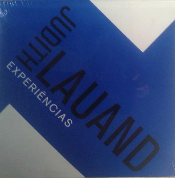 Livro Experiências Judith Lauand - 1ª Edição