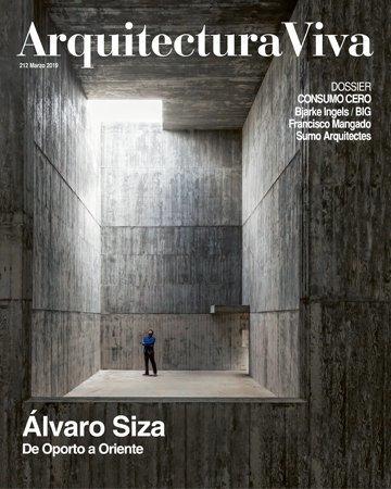 Arquitectura Viva 212 Álvaro Siza De Oporto A Oriente