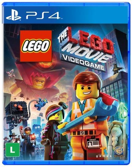 Lego Movie - Ps4
