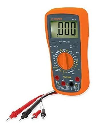 Multimetro Digital Profesional ( Tester )