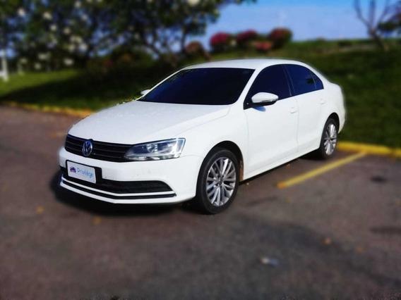 Volkswagen Jetta Confortline 2.0 2016 Branco 5 Portas