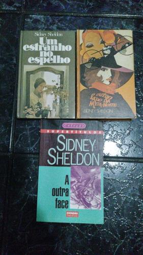 Coleção Sidney Sheldon (3 Volumes)