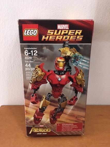 Lego Marvel Super Heroes (4529) Iron Man Avengers