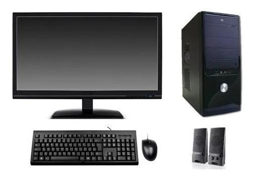 Computador Completo I5 - 8gb De Ram - Hd 1 Tb - Monitor 19