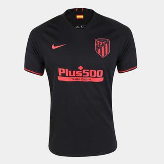 Nova Camisa Atlético De Madrid Preta 2019/2020 !!!