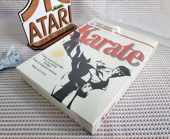 Karate Froggo Lacrado [ Atari 2600 ] New Old Stock + Case