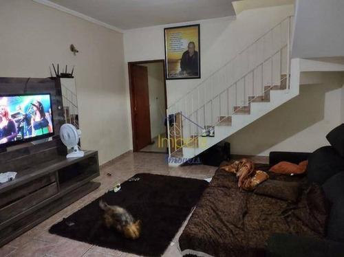Imagem 1 de 18 de Sobrado Com 4 Dormitórios À Venda, 146 M² Por R$ 405.000,00 - Residencial Bosque Dos Ipês - São José Dos Campos/sp - So0135
