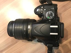 Nikon D5100 2 Lentes + Mochila