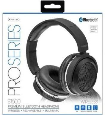 Headphone Premium Bluetooth Bt600