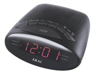 Radio Reloj Akai Despertador Cr-390.pintumm