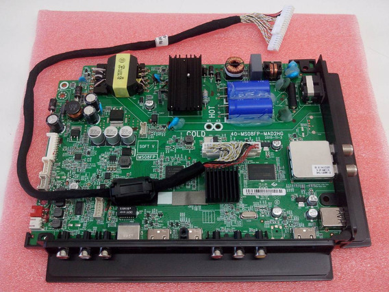 Placa Principal Tv Tcl / Semp L40s4700fs 40-ms08fp-mad2hg