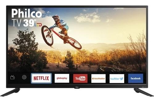 Smart Tv Led 39 Ptv39e60sn Hd Com Conversor Digital Integra