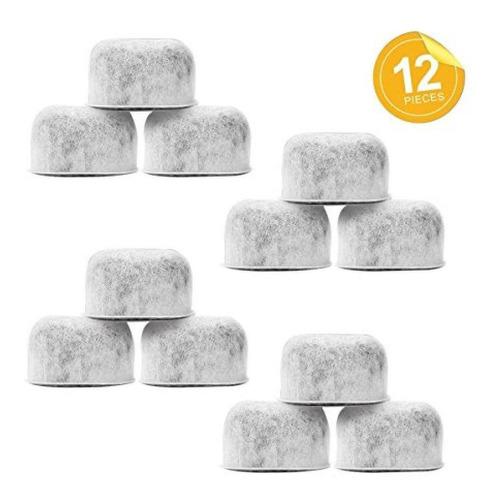 12-sustitución De Carbón Filtros Para Cafeteras Keurig