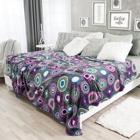 Cobertor Ligero King Size / Queen Size Noruega Negro Vianney