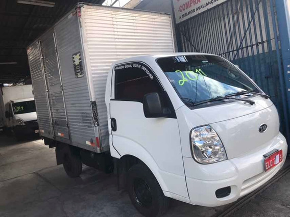 Kia Bongo 2.5 Std 4x2 Rs Turbo S/ Carroceria 2p 2011