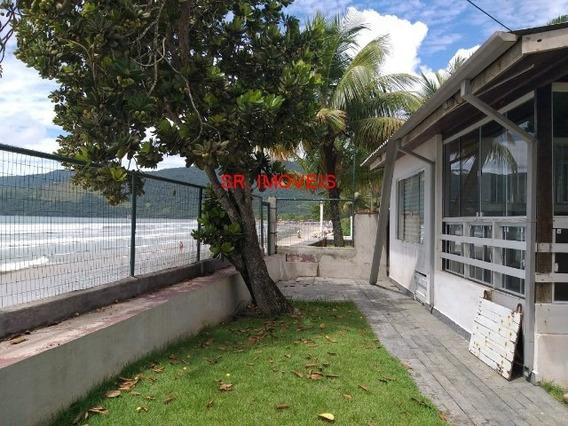 Casa Pé Na Areia, Na Praia Do Sapê. - Ca00276 - 34890082