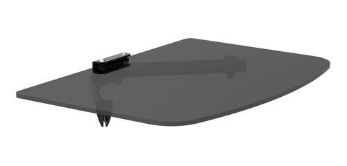 Soporte Vidrio Estante Dvd Bluray Ps3 Ps4 Decodificador Slcd