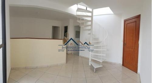 Imagem 1 de 15 de Apartamento Cobertura Duplex Km 15 Da Raposo Tavares Sp - 101