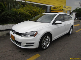 Volkswagen Golf Tdi Sportwagen Sel