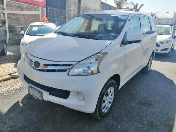 Toyota Avanza 1.5 Premium 99hp Mt 2013