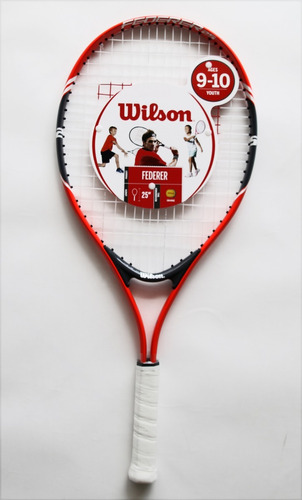 Raqueta Wilson Junior 9 A 10 25